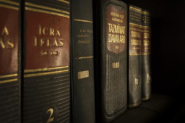 prawnicze ksiązki